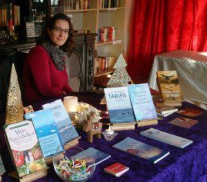 Stand auf Buchmesse